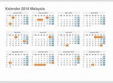 Kalender 2019 malaysia Download 2019 Calendar Printable