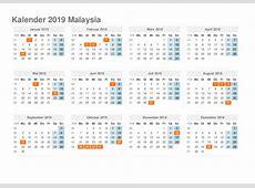 Kalender 2019 Malaysia Ferien, Feiertage, Schulferien