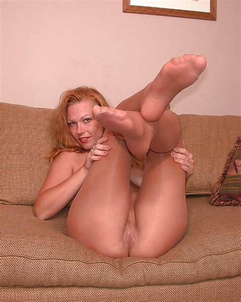 Leggy Lady Nude Sheer Pantyhose Pics XHamster