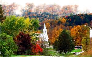 Vermont Fall Colors USA
