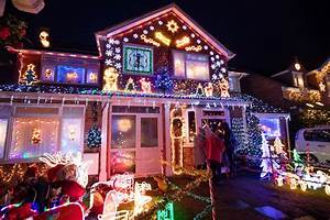 National, Lampoons, Christmas, Vacation, House, Lighting, Scene, U2013, Home, Sweet, Home