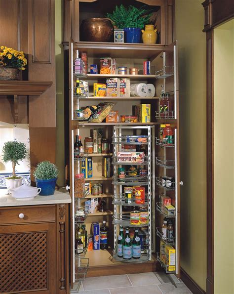 Pantry Storage Ideas by Kitchen Pantry Cabinet Installation Guide Theydesign Net
