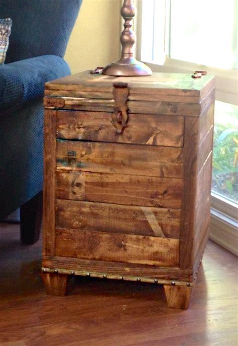 furniture unique trunk  table design  home
