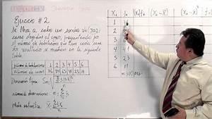 Desviación típica ejercicios forma tradicional y con calculadora gráfica YouTube