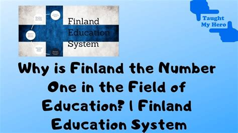 finland  number    field  education