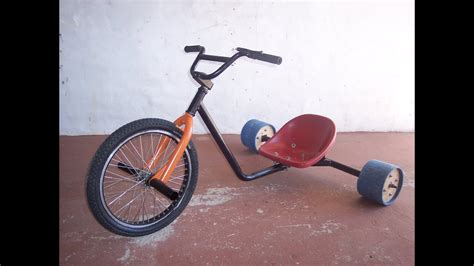How To Build A Legit Drift Trike