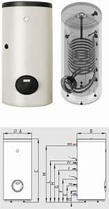 Durchlauferhitzer Mit Speicher : warmwasser trinkwasser speicher boiler 120 160 200 l ebay ~ Markanthonyermac.com Haus und Dekorationen