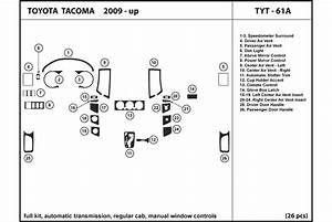 Dl Auto U2122 Toyota Tacoma 2009