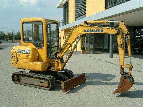 komatsu excavator pc       sale