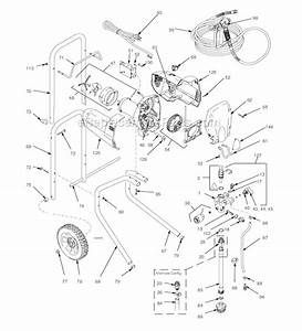 Graco 232745 Parts List And Diagram