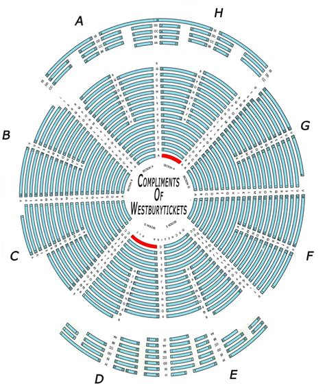 westbury   twitter check  nycb theatre  westbury detailed seating chart http