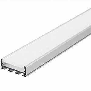 Led Strip Profil : led aluminium profil aluprofil abdeckung eloxiert strip lichtband ebay ~ Buech-reservation.com Haus und Dekorationen