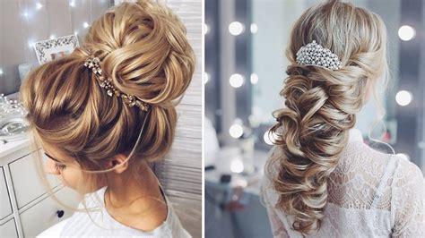 peinados  boda cabello largo peinados de fiesta  el pelo suelto youtube