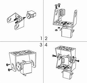 Pan  U0026 Tilt Bracket Assembly Instructions