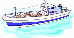 Container Ship Clipart - Cliparts Galleries