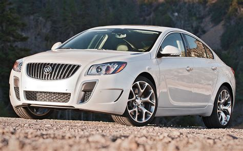 2018 Buick Regal Gs First Test Motor Trend