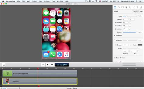 how to record screen on iphone how to record iphone screen the complete guide updated 2017