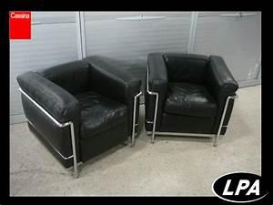 Fauteuil D Occasion : fauteuil le corbusier mobilier design mobilier de bureau lpa ~ Teatrodelosmanantiales.com Idées de Décoration