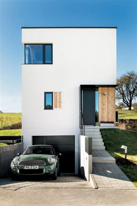 Wohnen über Der Garage by Behagliche Effizienz Kleines Haus Low Budget Haus