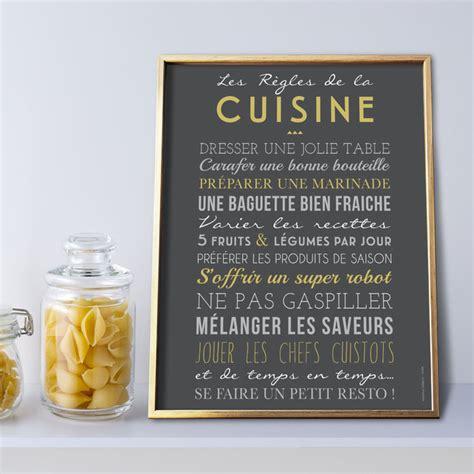 les fonds de cuisine quot les règles de la cuisine quot sur papier peint adhésif
