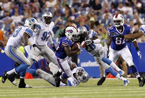 nfl nowdetroit lions  buffalo bills