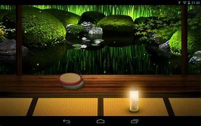 Zen Garden Desktop Summer Japanese Gardens Backgrounds