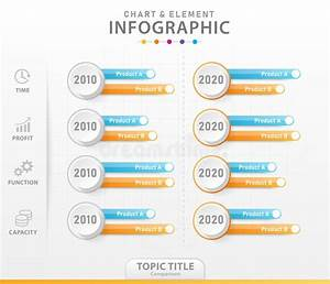 Infographic 4 Steps Modern Chart Element Diagram With
