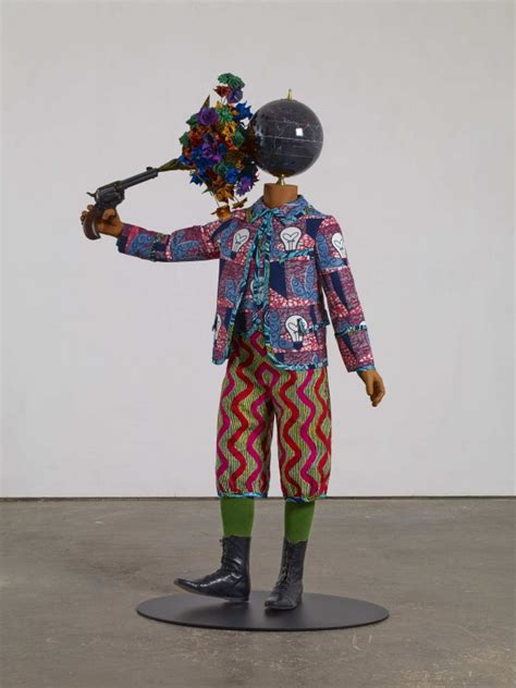 yinka shonibare mbe ra artwork sculpture