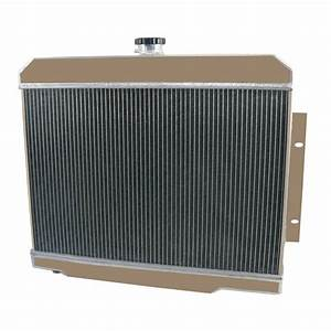 3 Row Radiator For 1972