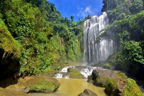 uncharted philippines  waterfalls  laguna hulugan
