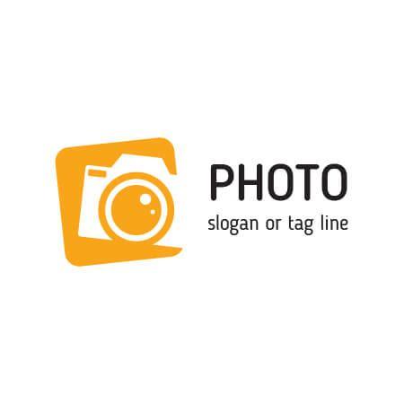 buy photo logo design template