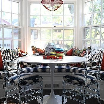 Kitchen And Breakfast Room Design Ideas - acrylic chiavari chair design ideas