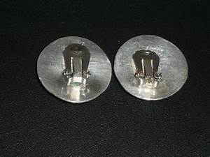 Passende Farbe Zu Silber : silber grosse ohrclips und 3 passende ringe catawiki ~ Markanthonyermac.com Haus und Dekorationen