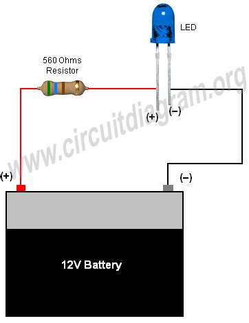 similiar led wiring circuit diagram keywords simple basic led circuit circuit diagram