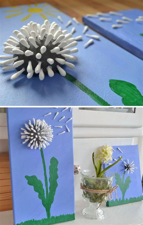 blooming beauties  flower crafts  mothers day