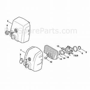 Stihl Ms 290 Chainsaw  Ms290  Parts Diagram  Carburetor
