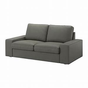 Canapé Vert Ikea : kivik canap 2 places borred gris vert ikea ~ Teatrodelosmanantiales.com Idées de Décoration