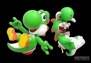 New Mario Rabbids Kingdom Battle Character Art