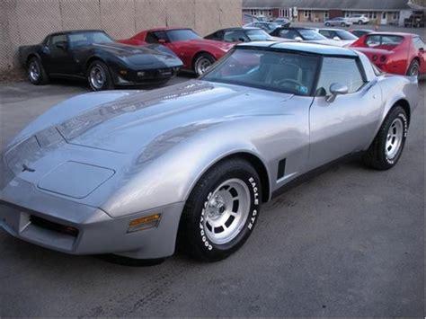 1981 Chevrolet Corvette For Sale On Classiccarscom 49
