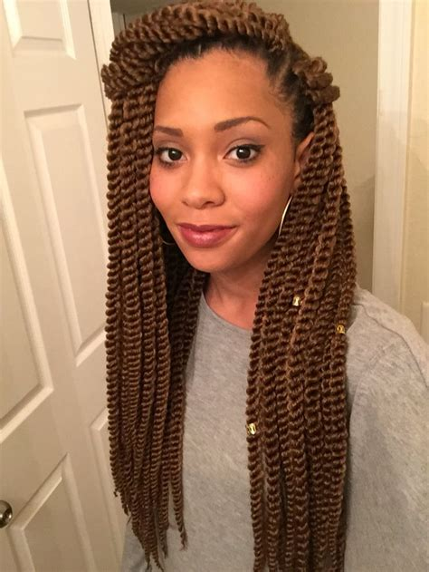 Twist Hairstyles by 30 Protective High Shine Senegalese Twist Styles