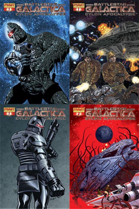 Dynamic Forces®  Battlestar Galactica Cylon Apocalypse #1
