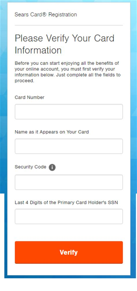 sears credit card payment phone number sears credit card login bill payment