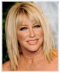 layered haircuts medium suzanne somers fabulous makeup for sixties 4160