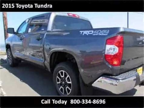 Coos Bay Toyota by 2015 Toyota Tundra New Cars Coos Bay Or