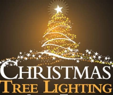 annual tree lighting celebrations start today in
