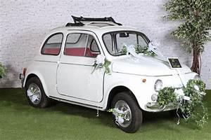 Noeud De Voiture Mariage : kit de d coration voiture mariage blanc x1 ref 70189 ~ Dode.kayakingforconservation.com Idées de Décoration