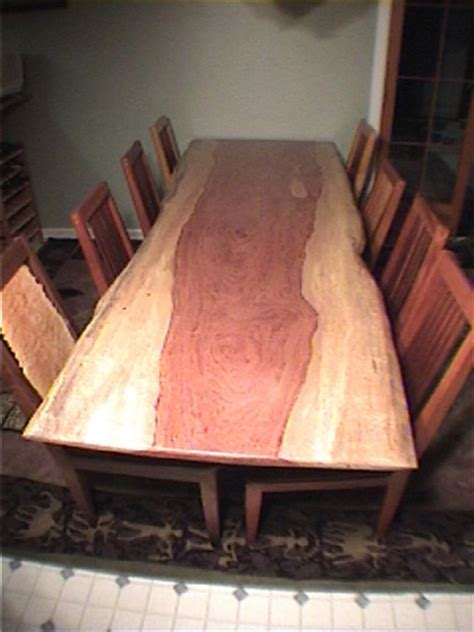 reclaimed wood dining tables  dumonds custom furniture
