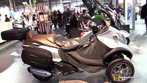 Modification Piaggio Mp3 Business by 2015 Piaggio Mp3 Business 300 Lt Walkaround 2014 Eicma