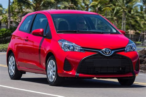 2016 Toyota Yaris Pricing  For Sale Edmunds