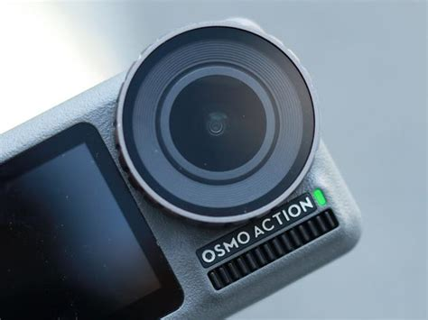 dji osmo action camera review  strong competitor  gopro hero  gizmochina